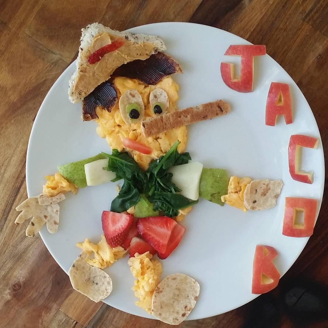 Вкусные блюда для ребенка фото