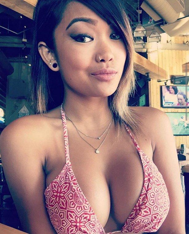 Подборка сексуальных азиаток