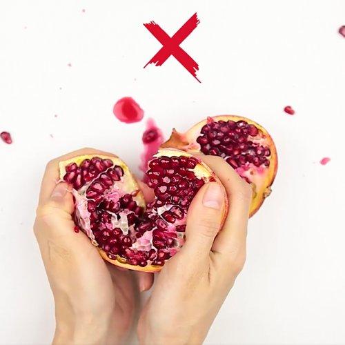 Быстрые и лёгкие способы почистить фрукты и ягоды (8 фото)