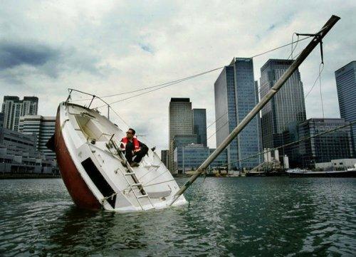 Удивительные лодки, которые поразят вас своей необычностью (10 фото)