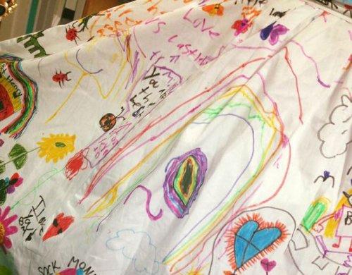 Платье памяти для учительницы начальных классов (4 фото)