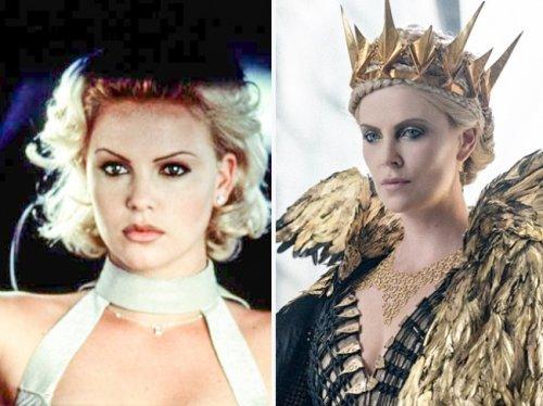 Голливудские актёры в начале карьеры и сейчас (14 фото)