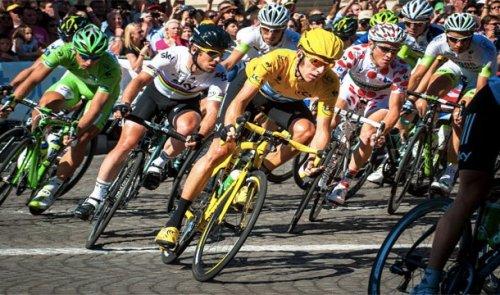 """Топ-25: Занятные факты про """"Тур де Франс"""", которые вам будет интересно узнать"""