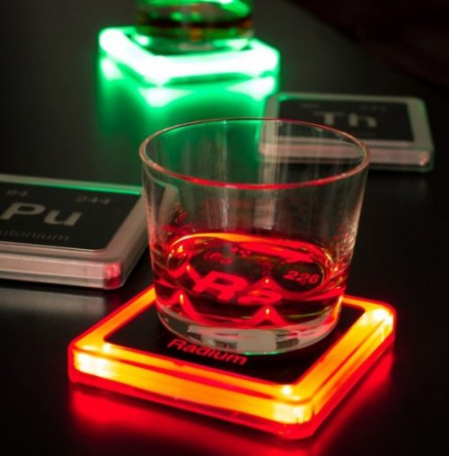 Топ-10: Необычные подставки для стаканов и чашек
