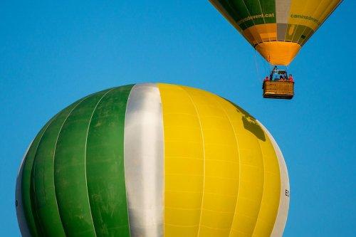 В Каталонии прошёл фестиваль воздушных шаров (15 фото)