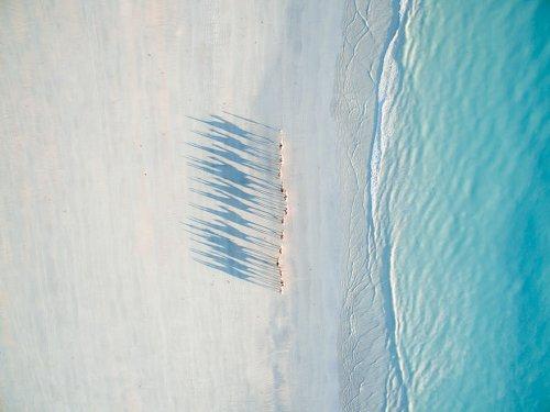 Лучшие фотографии Dronestagram 2016 года (16 фото)