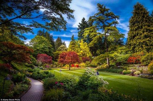Самые прекрасные ботанические сады мира (20 фото)