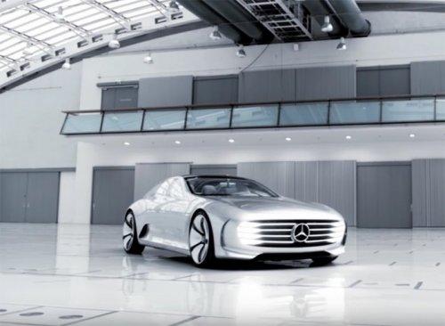 Немцы готовят к выпуску конкурента Tesla — электромобиль Mercedes EV (7 фото)