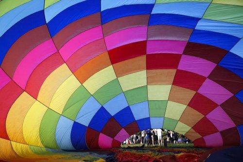 На Тайване прошёл Международный фестиваль воздушных шаров (13 фото)