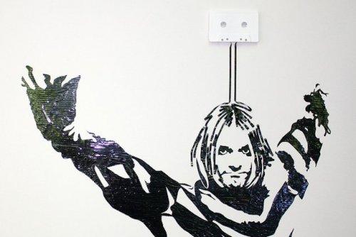 Топ-10: Изумительные произведения искусства, созданные из повседневных вещей
