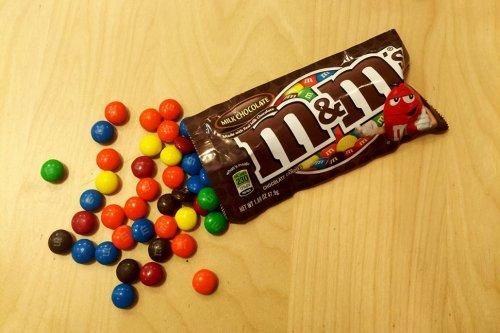 Как это делается: конфеты M&M's (19 фото)