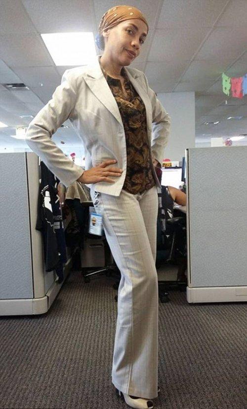Не буди лиха, или Когда на работе неожиданно появляется дресс-код (7 фото)