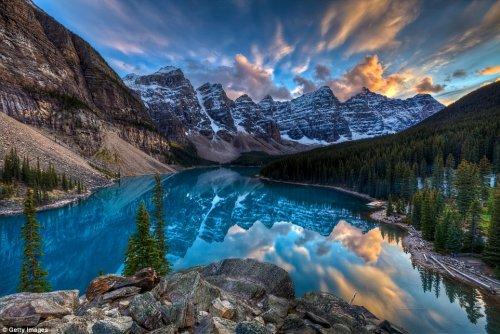 Красивейшие места планеты, где не снуют толпы туристов (10 фото)