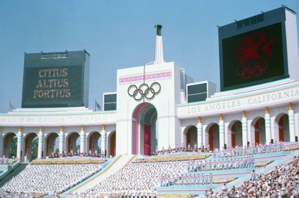 Где проходили 25 летние олимпийские игры