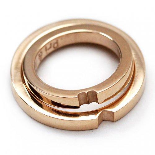 Оригинальные обручальные кольца, дополняющие друг друга, от Cadi Jewerly Studio (7 фото)