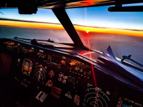 Пилот Мария — самая популярная лётчица в Instagram (16 фото)
