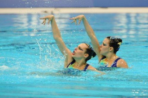 Синхронное плавание — самый нефотогеничный вид спорта (17 фото)
