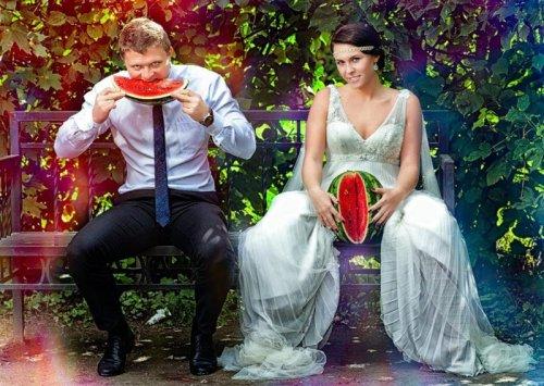 Свадебные фотографии, которые можно было не делать (16 шт)