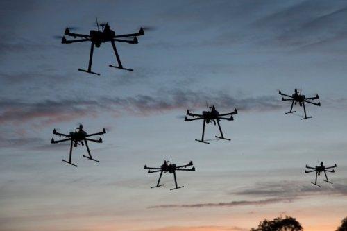 Топ-10: Необычные и интересные примеры использования дронов