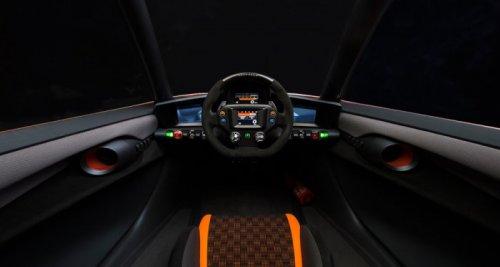 Спортивный электромобиль Nissan BaldeGlider (15 фото)