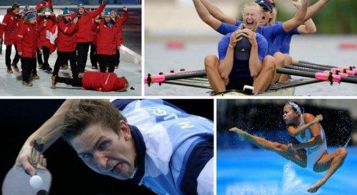 Олимпийские курьезы