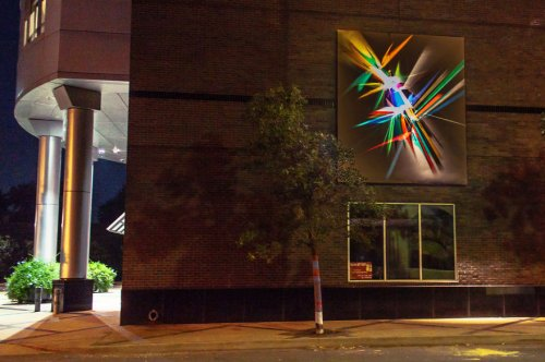 Необычные световые картины Стивена Кнаппа (17 фото)