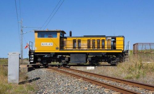 Уникальный железнодорожный переезд в Квинсленде (3 фото)