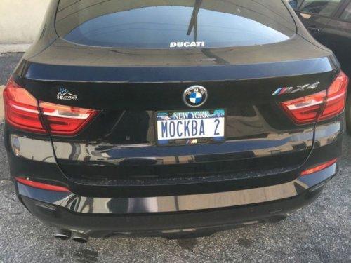 Прикольные номера на автомобилях русскоговорящих американцев (27 фото)