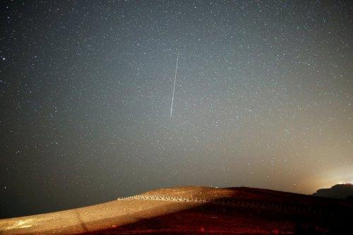 Метеорный поток Персеиды 2016 (13 фото)