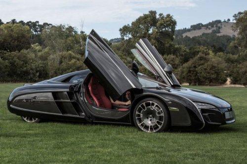 Самые красивые автомобили в истории Monterey Car Week (18 фото)