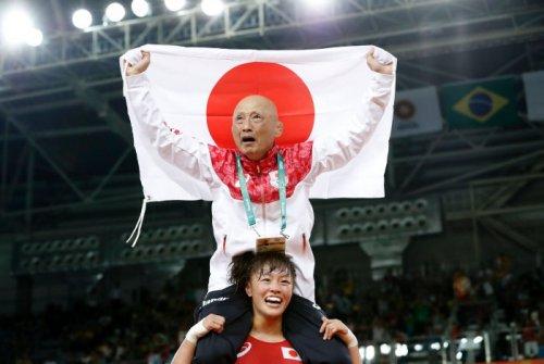 Яркие моменты Олимпиады в Рио (25 фото)