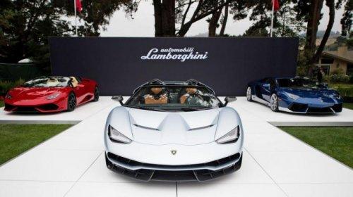 Lamborghini Centenario Roadster: самый мощный автомобиль с открытым верхом (8 фото)
