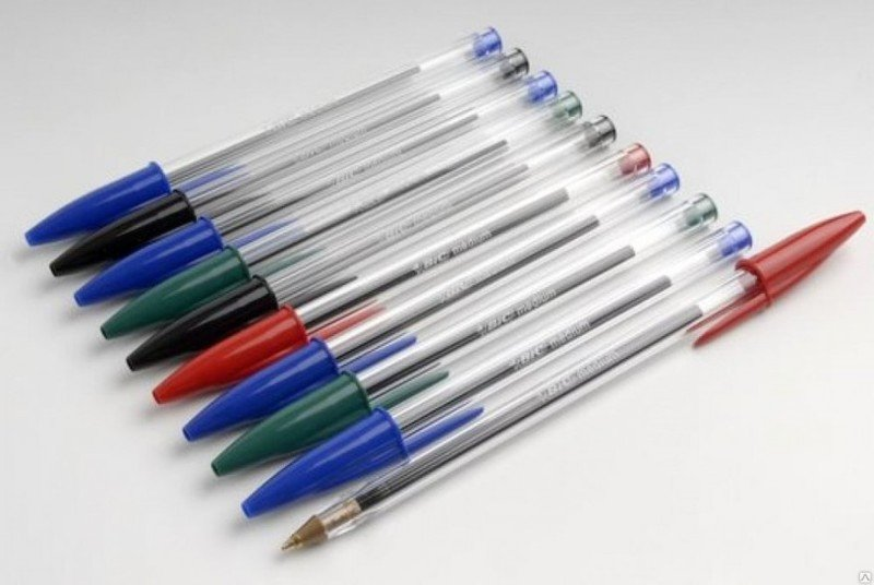 Ручки шариковые фирмы