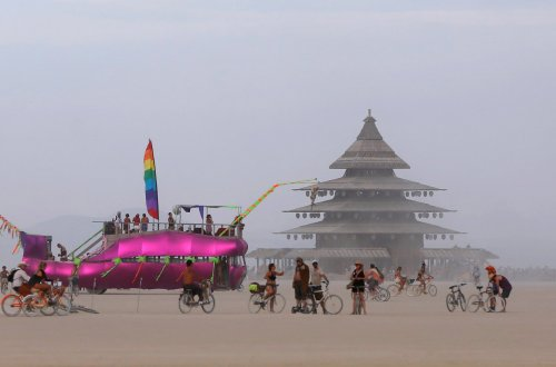 Burning Man-2016 (24 фото)