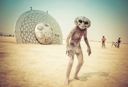 Burning Man-2016 (24 фото)