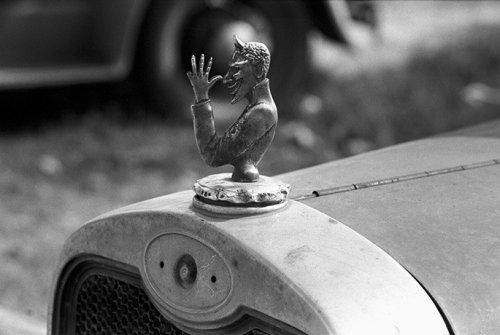 Прикольные шильдики на авто (24 фото)