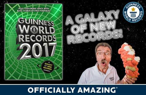 Новые рекорды Гиннесса (15 фото)