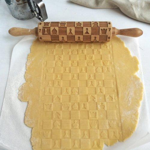 Скалки для приготовления нескучного печенья (25 фото)