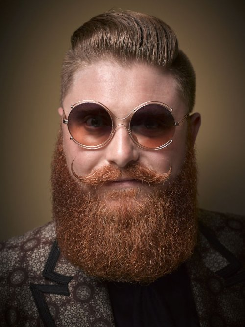 Фото брутальных мужчин с бородой на аву 40