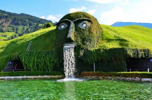 Топ-10: Странные и необычные достопримечательности в Австрии