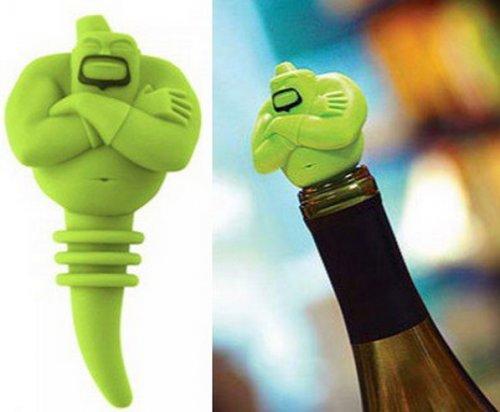 Креативные пробки для бутылок (10 фото)