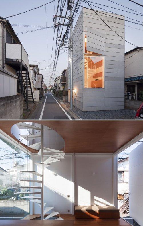 Впечатляющая современная японская архитектура (29 фото)
