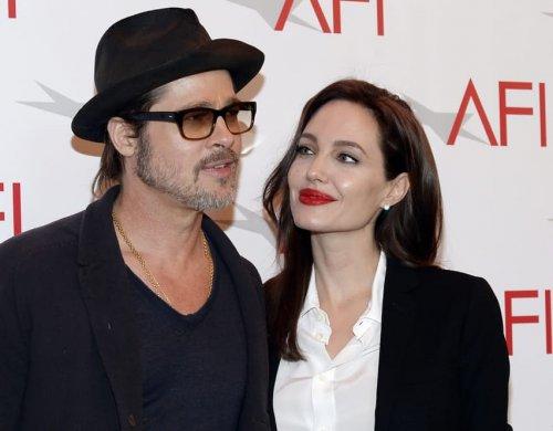 Топ-15: Причины, по которым Анджелина Джоли разводится с Брэдом Питтом