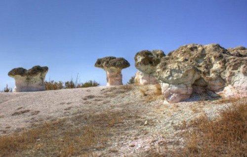 Топ-10: Необычные туристические достопримечательности в Болгарии