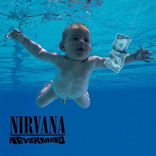 """Малыш с обложки альбома """"Нирваны"""" воспроизвёл знаковую фотографию 25 лет спустя (5 фото)"""