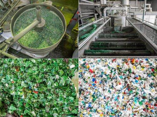 """Как это делается: переработка пластиковых бутылок """"bottle-to-bottle"""" (36 фото)"""