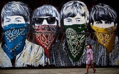 Яркие примеры уличного искусства (19 фото)