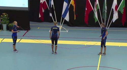 Когда прыжки со скакалкой становятся любимым видом спорта