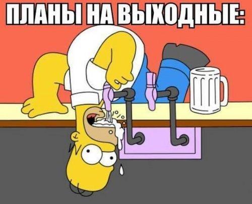 Приколы про алкоголь (32 фото)