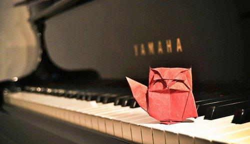 Новые потрясающие оригами Гонсало Гарсии Кальво, сложенные из одного листа (33 фото)
